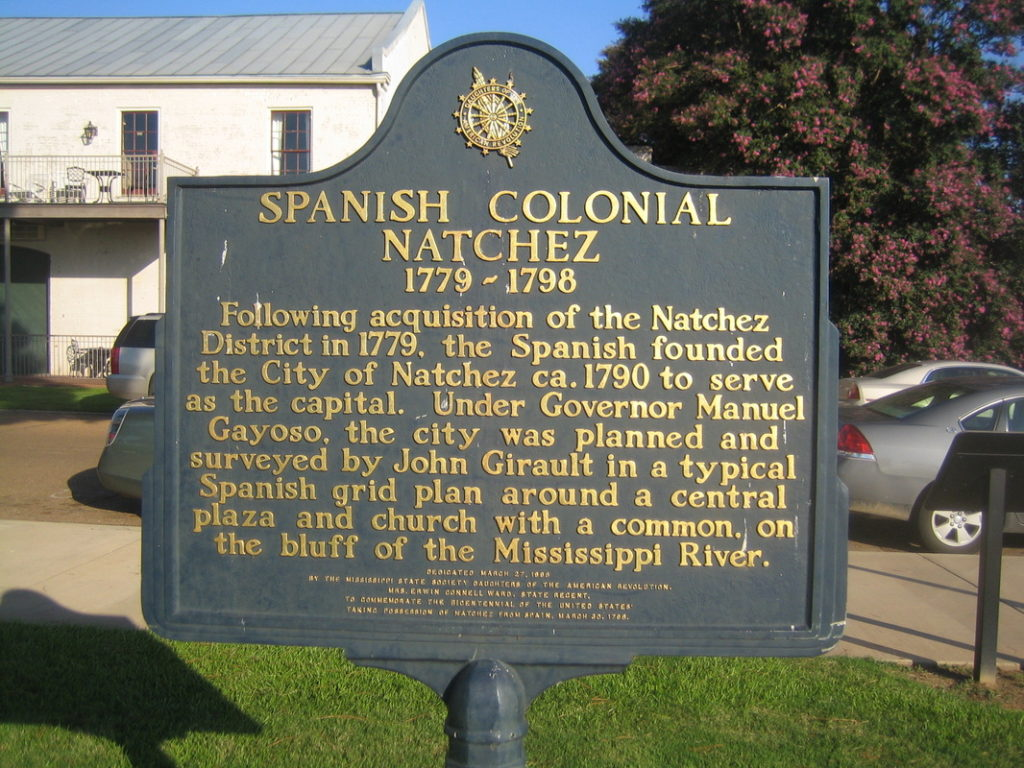 Natchez Land Surveyor